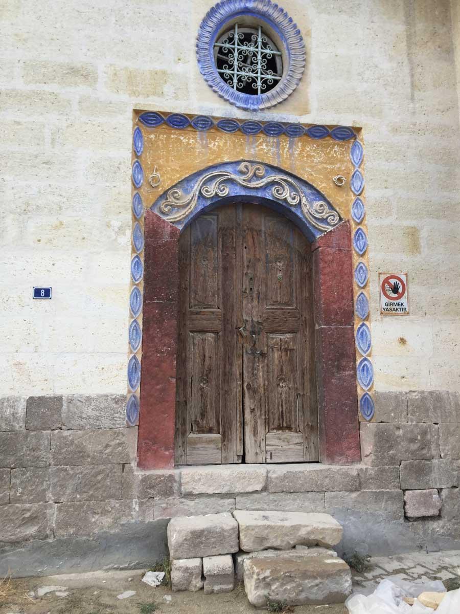 Porte mustafapasa